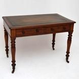 Schreibtisch holz antik  Englische Schreibtische aus Mahagoni und Eibe