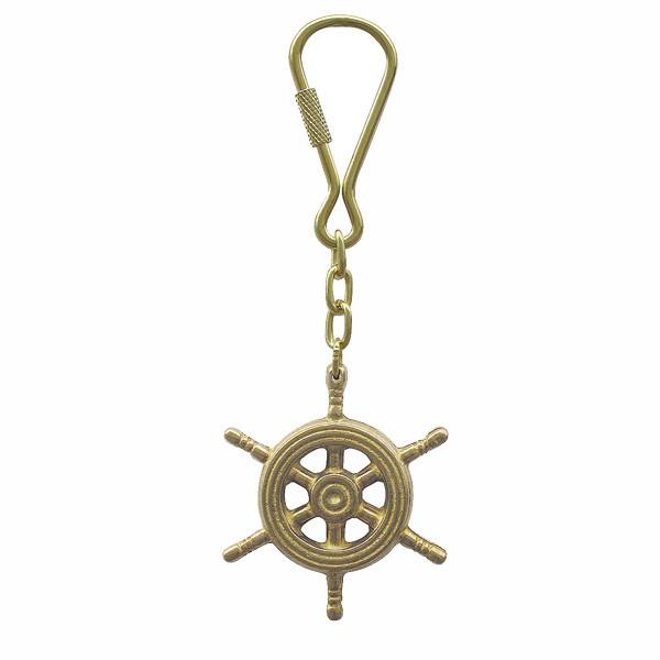 Schlüsselanhänger - Steuerrad