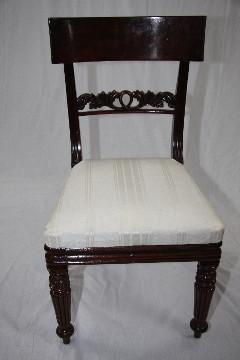 "Georgianischer Stuhl ""Leafdance"""