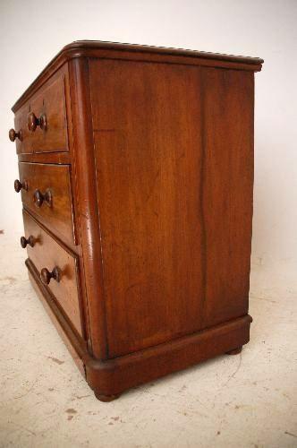 Antike Kommode - Victorian, Mahagoni