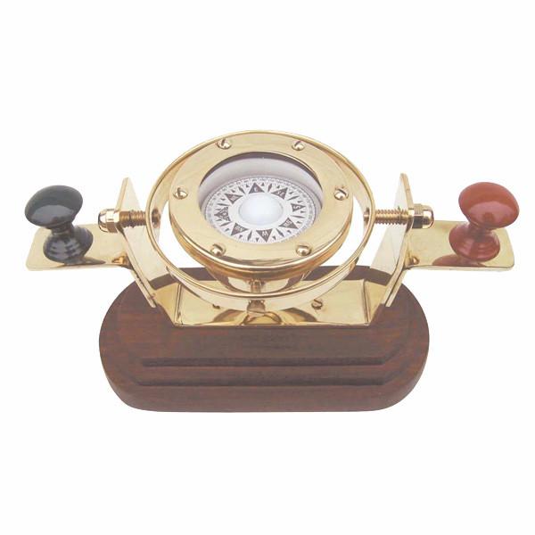 Yacht-Kompass Ø8,5cm 18x9cm