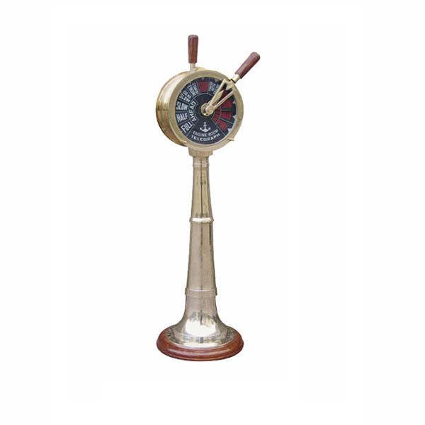 Maschinentelegraf 60cm Kopf: Ø17cm
