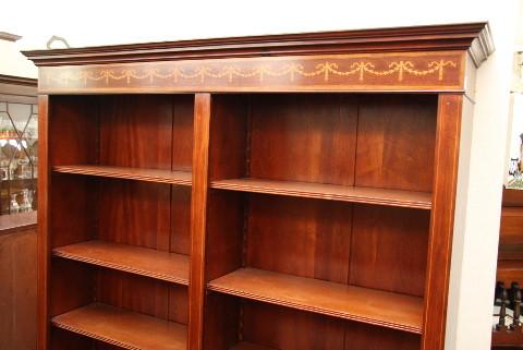"""""""Double Open Bookcase"""" auch in Eibe erhältlich"""