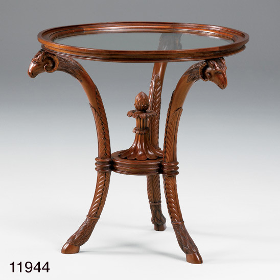 Lamp Table, Ramshead