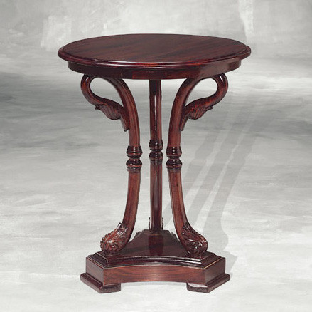 Antiker Beistelltisch kleiner Tisch Holztisch