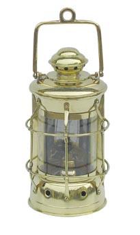 Nelson-Lampe, Petroleumbrenner, H: 28cm, Ø: 13cm