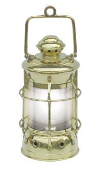 Nelson-Lampe, elektrisch H: 28cm, Ø: 13cm