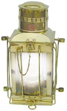 Cargo-Lampe, elektrisch H: 38cm