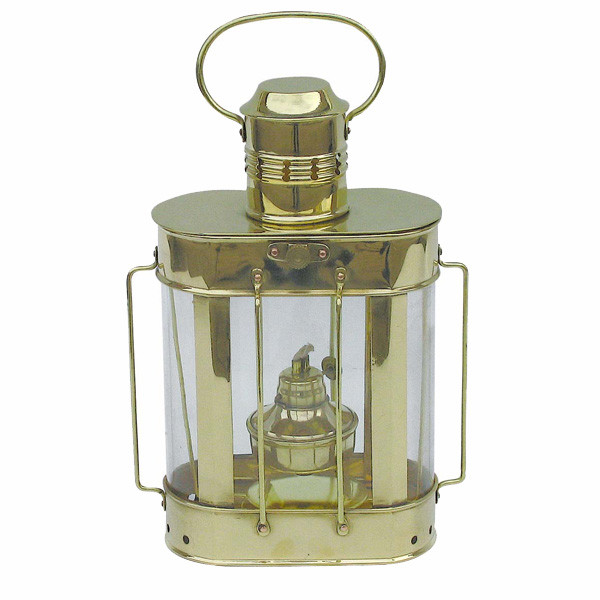 Kabelgattslampe, Petroleumbrenner, H: 27cm
