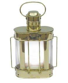 Kabelgattslampe, elektrisch H: 27cm