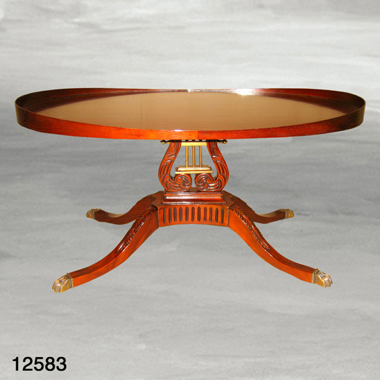 Coffee Table, Lyre