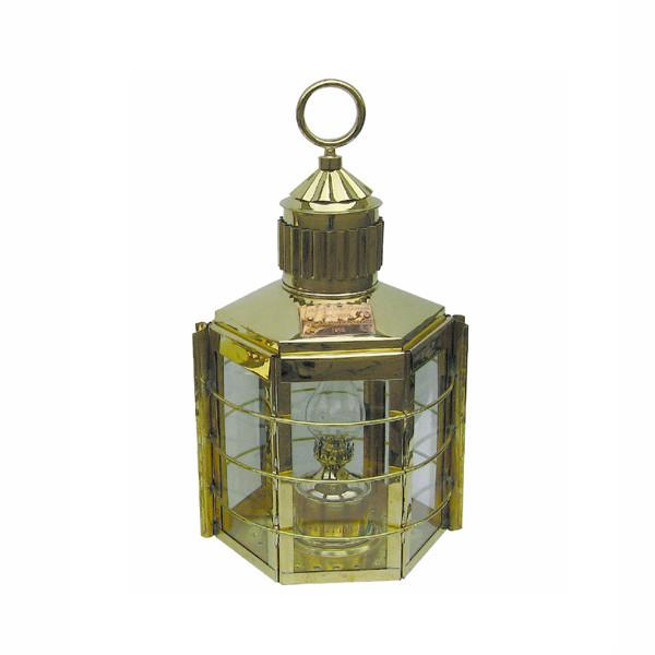 Clipper-Lampe, Petroleumbrenner, H: 33cm