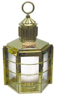Clipper-Lampe,  elektrisch H: 33cm