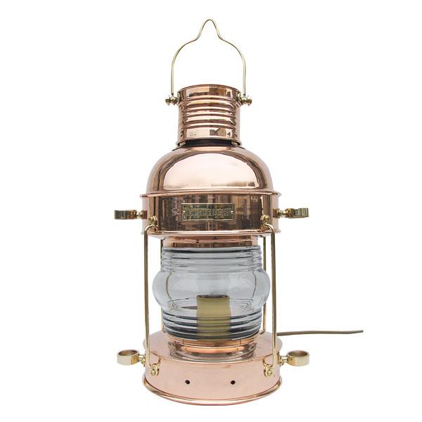 "Ankerlampe, elektrisch ""Rosé Light"""