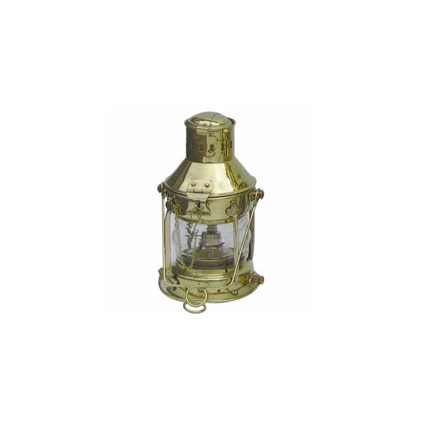 """Ankerlampe Petroleum """"Grüngold"""""""