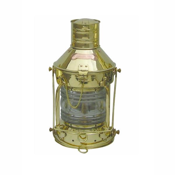 Ankerlampe,  Petroleumbrenner, H: 39cm, Ø: 20cm