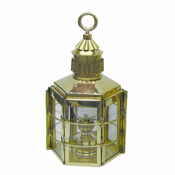 Clipper-Lampe, Petroleumbrenner, H: 57cm