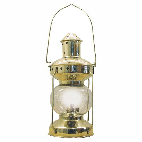 Lampe, elektrisch H: 31cm, Ø: 14cm