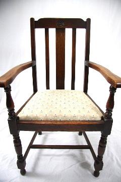 6er Satz Country Stühle