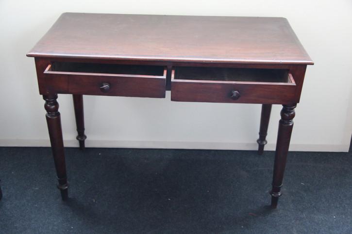 Schreibtisch mahagoni ladiesdesk Viktorianisch 1860