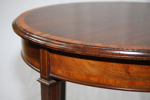 """Sidetable """"Classic Round"""""""
