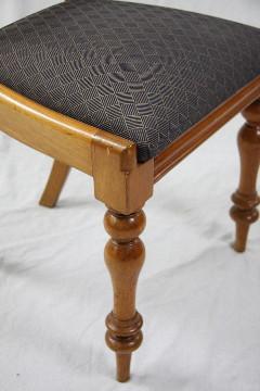 4er Satz Stühle