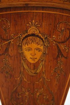 Spez. Armchair Inlaid Face
