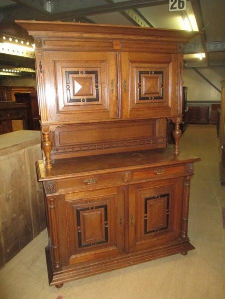buffet buffetschrank antik. Black Bedroom Furniture Sets. Home Design Ideas
