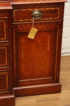 Breakfront Bookcase Edwardian