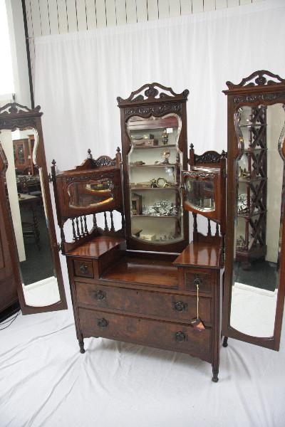 Spiegelkommode Victorian