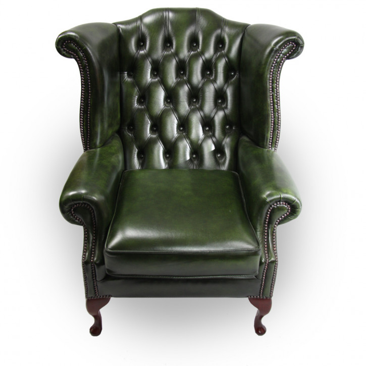 "Chesterfield Ohrensessel ""Wing Chair"""