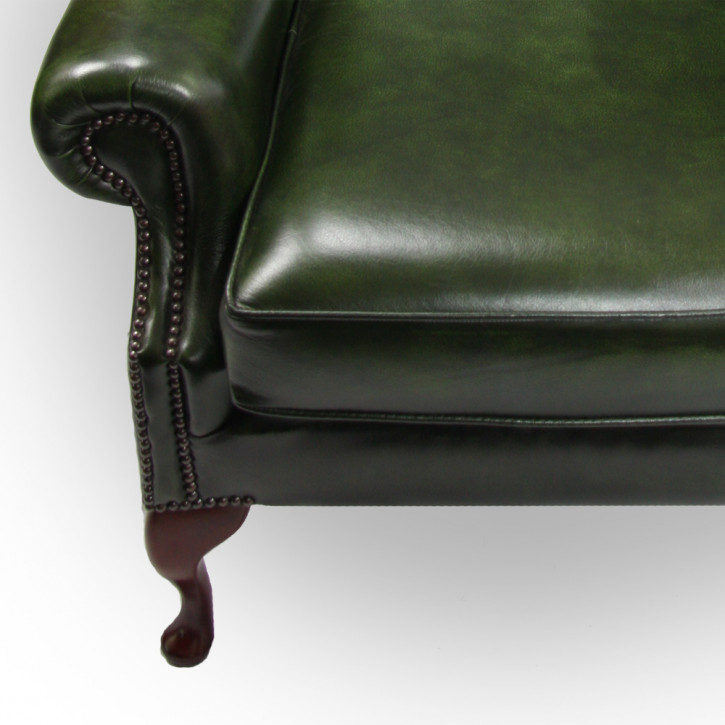 """Chesterfield Ohrensessel """"Wing Chair"""""""