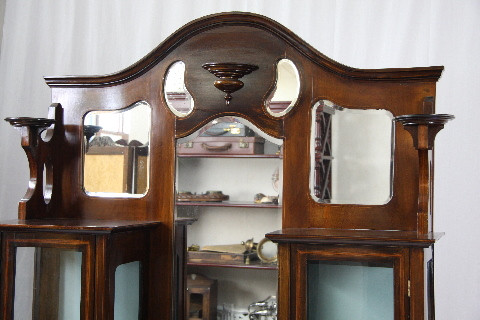 Display Cabinet Edwardian