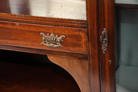 Display Cabinet Edwardian