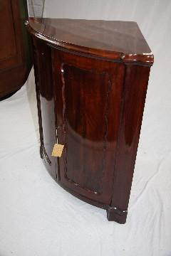Mahagoni Kommode - Eckschrank Victorian