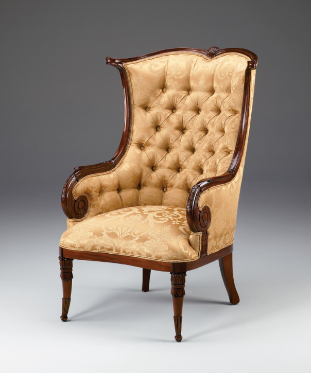 Fireside Chair, Model A