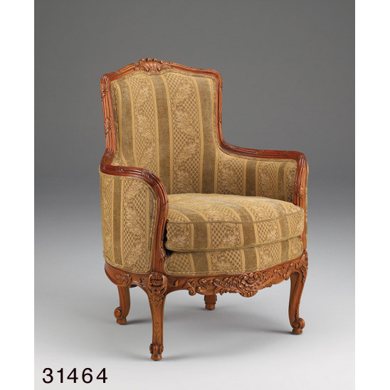 Armchair, French, Constella