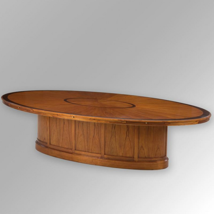 Boardroom Table, wooden top