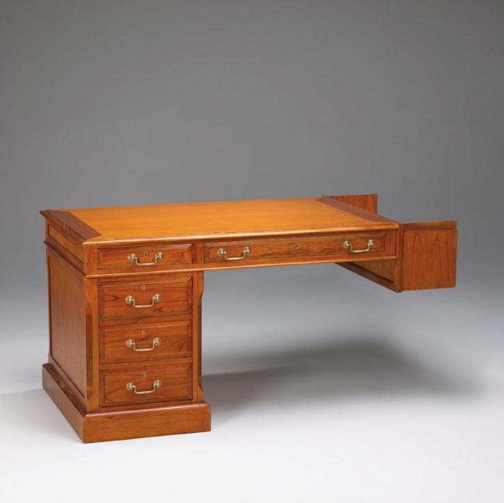 Globe Wernicke Schreibtisch Desk Connecting Book Holz