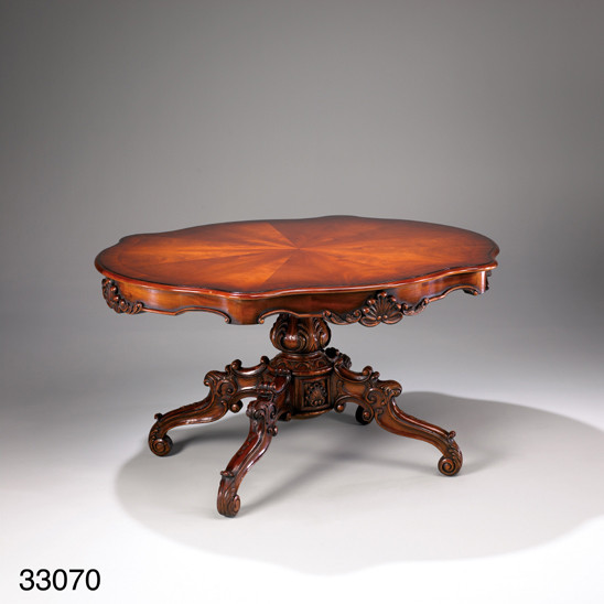 Wunderschöner Rococo Esstisch