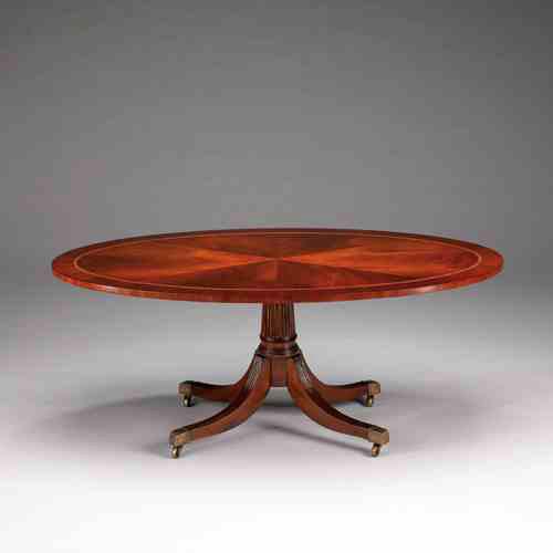 Kleiner Tisch - Oval Band ed Coffeetable