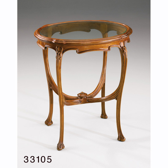 """Art Nouveau Side Table"" - kleiner Tisch"