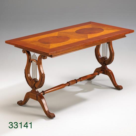 """""""Lyre Coffee Table"""" - englischer Tisch"""