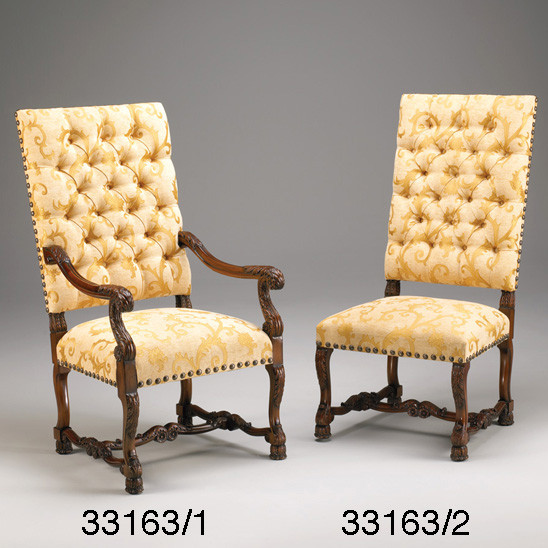 Tudor Side Chair
