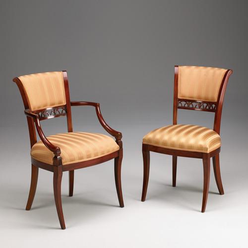 Elbow Arm Chair