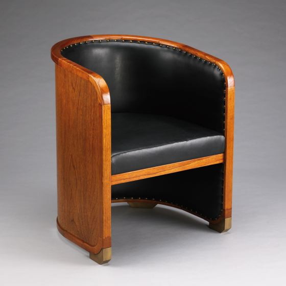 Globe Wernicke Club-Sessel