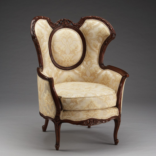 Louis XVI Fireside Chair