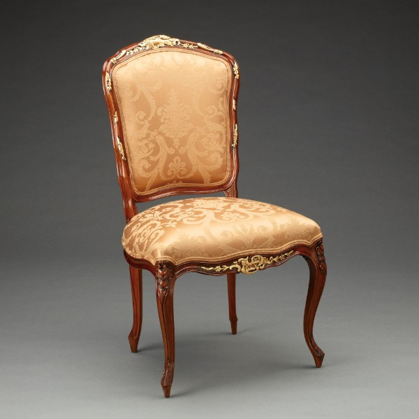 French Side Chair Tall