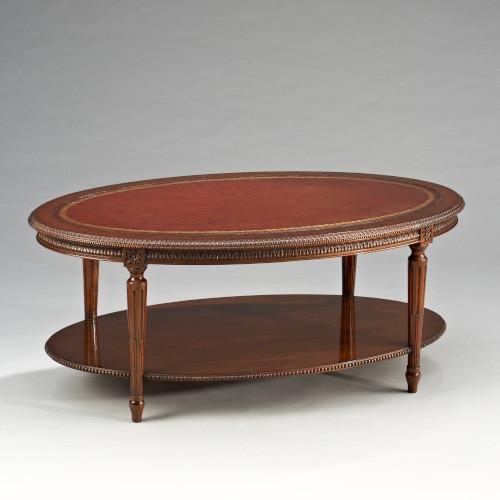 """""""Oval Coffee Table Phillippe"""" - kleiner Tisch"""