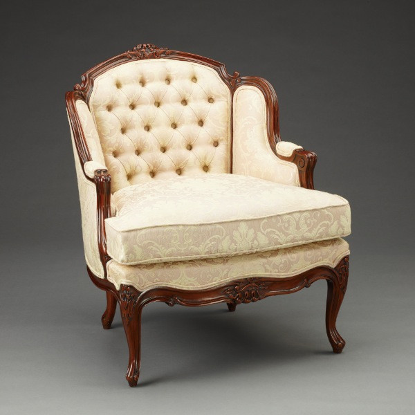 Fauteuil Carved